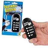 Instant Audience Applause & BOO's Novelty Remote