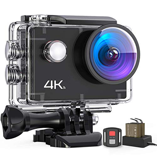 Action Cam HD 4K 16MP 3