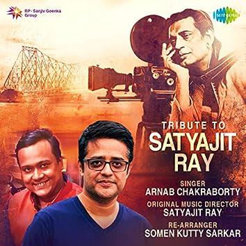 Tribute To Satyajit Ray - Single
