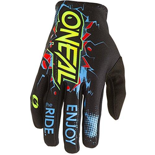 O'Neal Matrix Glove Fahrradhandschuhe, Mountainbike, Abfahrt, Dh und Mx, M, Schwarz
