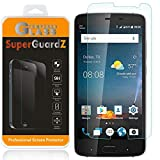 [3-Pack] for ZTE Blade V8 Pro Screen Protector Tempered Glass, SuperGuardZ, 9H, 0.3mm, Anti-Scratch, Anti-Bubble, Anti-Fingerprint [Lifetime Replacement]