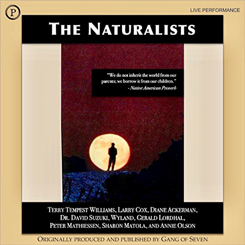 The Naturalists audiobook cover art