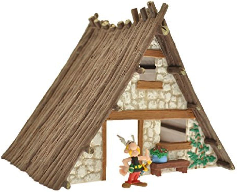 Plasgiocattolo - Asterix - Asterix House + 1 Asterix cifra by Plasgiocattolo