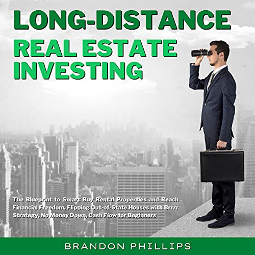 Long-Distance Real Estate Investing cover art