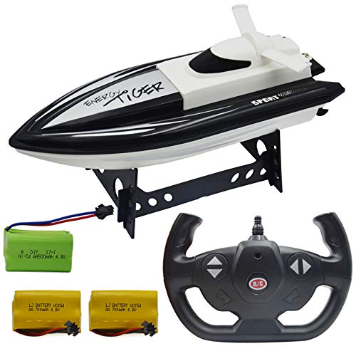 Blomiky F3 11.5' 2.4GHz RC Boat for Pool...