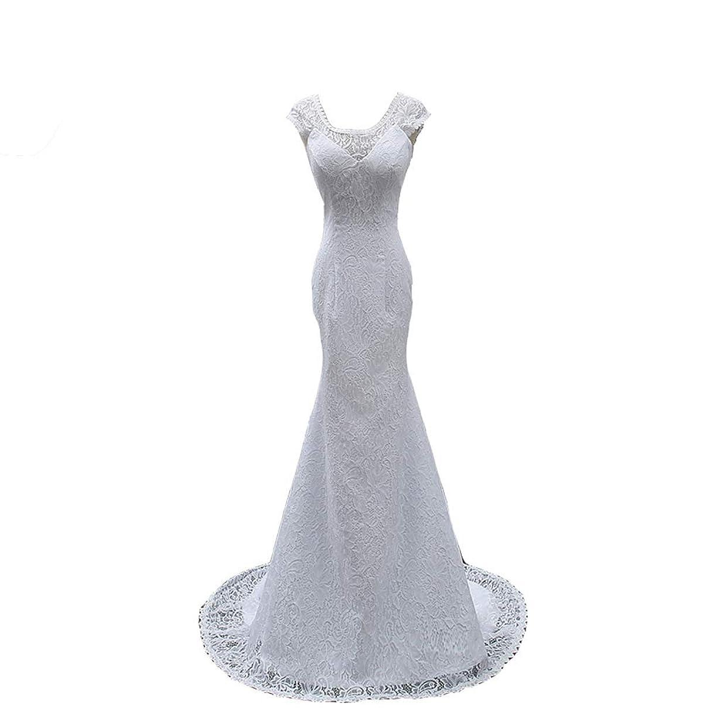 Seasail V Neck Sexy Simple Lace Mermaid Wedding Dresses 2019 Robe De Mariage Vestido De Noiva Trouwjurk