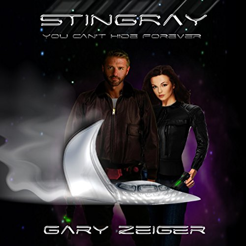 Stingray: You Can't Hide Forever audiobook cover art