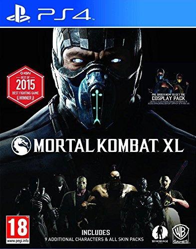 Mortal Kombat XL (PS4) by Warner Bros Interactive Entertainment UK