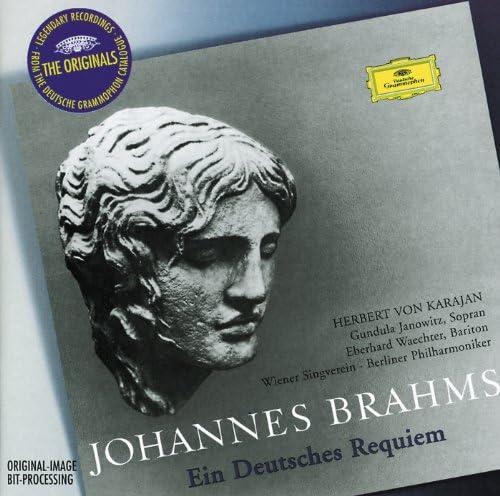 Gundula Janowitz, Eberhard Waechter, Berliner Philharmoniker, Herbert von Karajan & Wiener Singverein