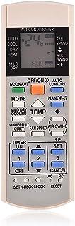 Tihebeyan Control Remoto Universal de Aire Acondicionado para Panasonic A75C3300, A75c3208 A75c3706 A75c3708 Aire Acondicionado