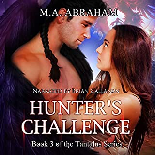 Hunter's Challenge audiobook cover art