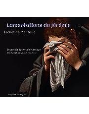 Ensemble Jachet De Mantoue - Lamentations De Jeremie