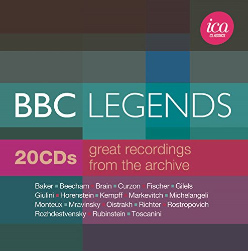 BBC Legends: Recordings from the Archive