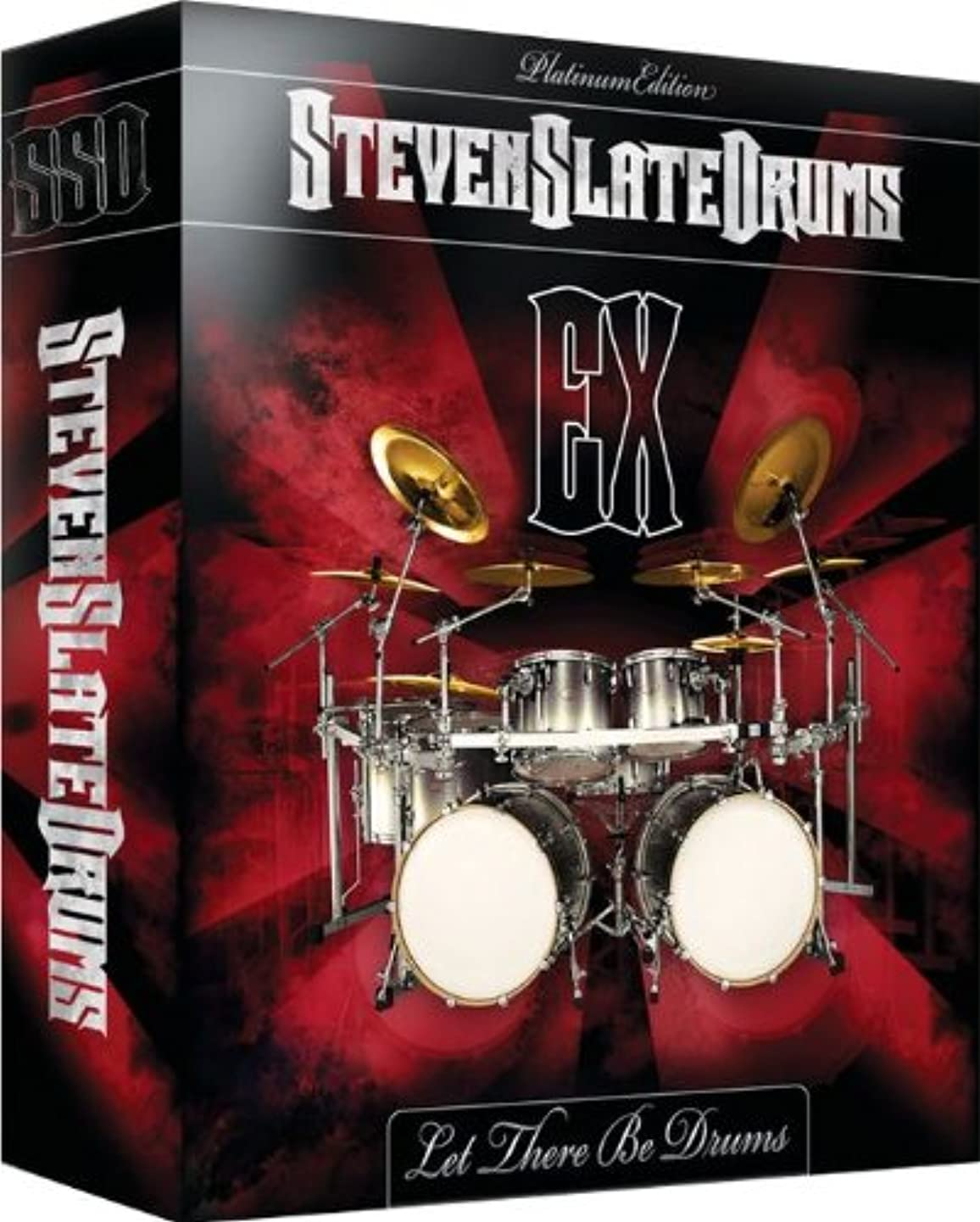 Steven Slate Drums Signature Drum Kits EX Special Drum Library Software