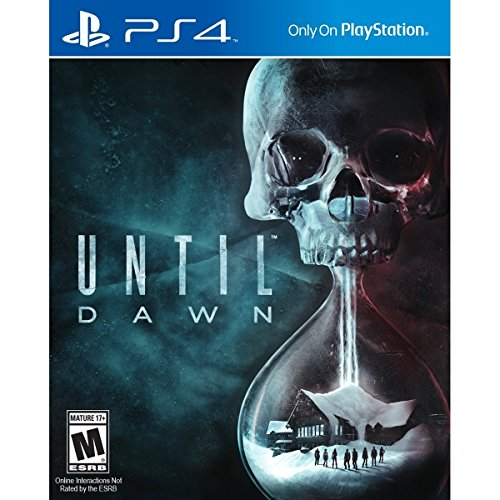 UNTIL DAWN - UNTIL DAWN (1 GAMES)