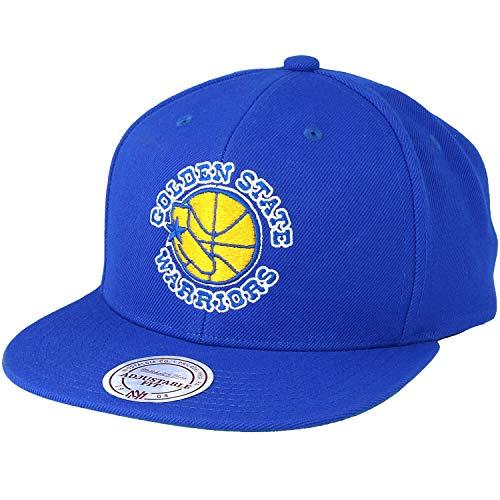 Mitchell & Ness Casquette M&N NBA Woololid Golden State Warriors