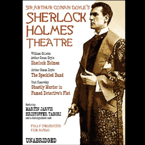 The Sherlock Holmes Theater (Unabridged) cover art