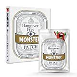 Hangover Patches Individually Packaged (10 per Convenient Carry Box). Vitamins (12) enriched to aid...