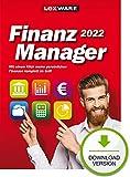 Lexware FinanzManager 2022 Download Einfache Buchhaltungs-Software für private Finanzen und Wertpapier-Handel   Standard   PC Aktivierungscode per Email