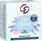 CD Deo Creme 'Wasserlilie' 2 x 50 ml, Deodorant ohne...