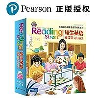 培生英语阅读街:幼儿版K4/美国幼儿园语言启蒙教材
