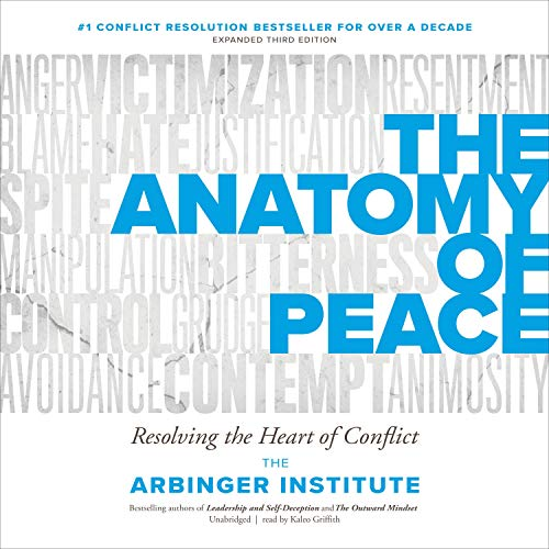 The Anatomy of Peace, Third Edition cover art