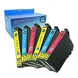 Compatible Epson 29 XL Cartuchos de tinta con nuevo Chip actualizado Compatible con Epson Expression Home XP-332 XP-335 XP-235 XP-432 XP-435 xp-245 xp-247 xp-342 xp-345 xp-442 xp-445 XP-330 XP-430