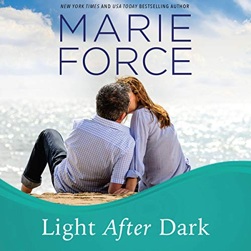 Light After Dark     Gansett Island Series, Book 16              By:                                                                                                                                 Marie Force                               Narrated by:                                                                                                                                 Joan Delaware                      Length: 8 hrs and 50 mins     167 ratings     Overall 4.7