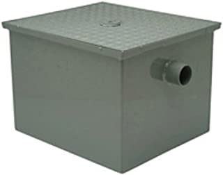 Zurn GT2700-25 Grease Trap 25 Gallons Per Minute 50 Pounds Capacity