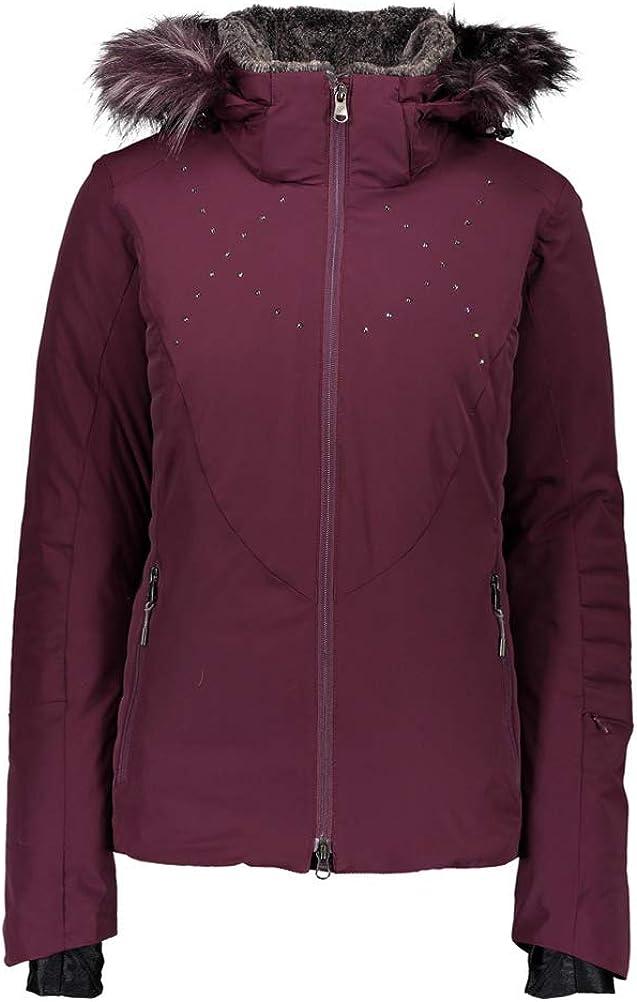 Obermeyer Evanna Down Ski Jacket Womens