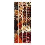 Bilderwelten Cuadro de Madera - Exotic Spices 100x40cm