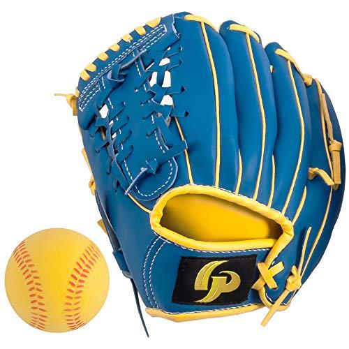 GP (ジーピー) 野球グローブ 子供用 9インチ 左投げ 柔らかボール付き 36483