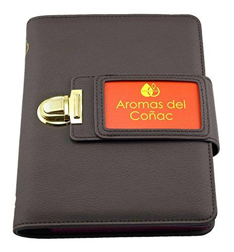 Kit Aromas del Coñac - 12 Aromas para degustación y educación del Coñac