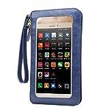 Funda para Samsung Galaxy S7 Edge / J7 / J5 / A5 / iPhone 7 / 6 / Plus / Sony Xperia X Compact / XZ5.2-In / Motorola Moto G4 Plus, compatible con iPhone 7 Plus Samsung Galaxy S7 Edge LG G5, color azul