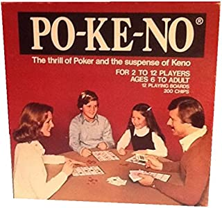 Pokeno Board Game by Pokeno by Po-Ke_No