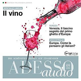 ASESSO audio - Il vino. 9/2016 Titelbild