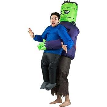 Bodysocks® Disfraz Hinchable de Frankenstein Adulto: Amazon.es ...