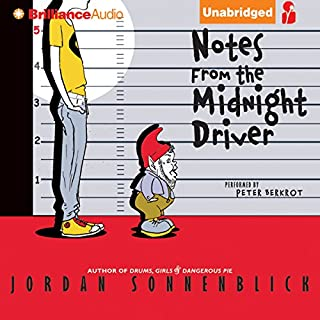 Notes from the Midnight Driver cover art