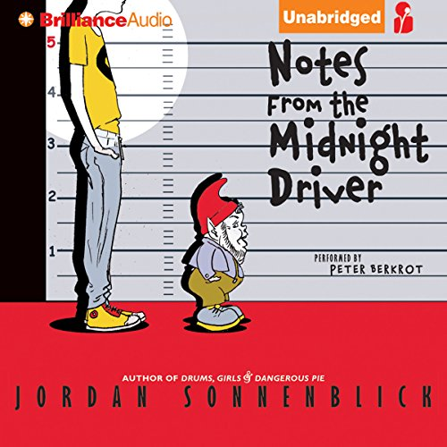 Notes from the Midnight Driver audiobook cover art