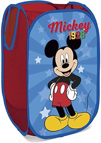 ARDITEX AD-WD13014 Sac, Plastique, Mickey, único