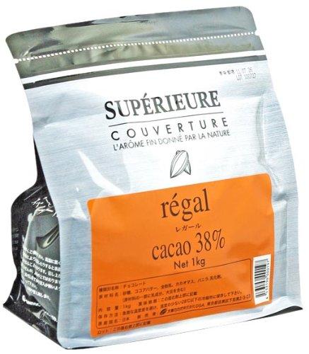 大東カカオ スペリオール レガール 1kg (カカオ分38%)