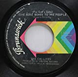 The Chi-Lites 45 RPM (For God''s Sake) Give More Power To The Peopel