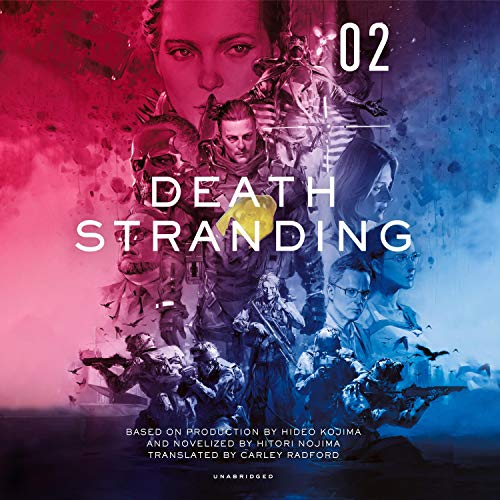 Death Stranding, Vol. 2 cover art