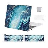 MOSISO Compatibile con MacBook PRO 13 2016-2020 A2338 M1 A2289 A2251 A2159 A1989 A1706 A17...