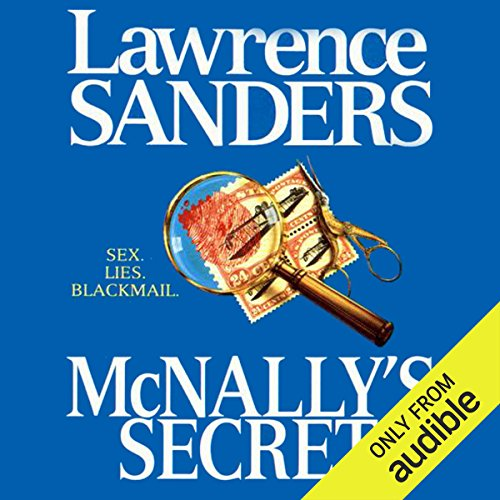 McNally's Secret audiobook cover art