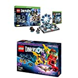 LEGO - Starter Pack Dimensions (Xbox One) + LEGO Dimensions Story Pack: Batman Movie