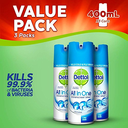 Dettol All-in-One Disinfectant S...