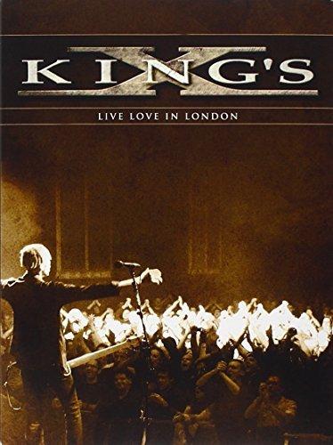 Live Love In London (DVD/2CD) by Kings X (2010-11-22)