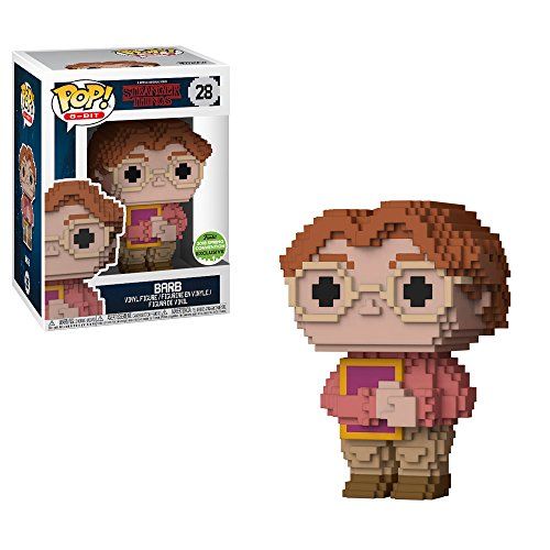 Funko 8-Bit POP! Stranger Things: Barb Exclusivo