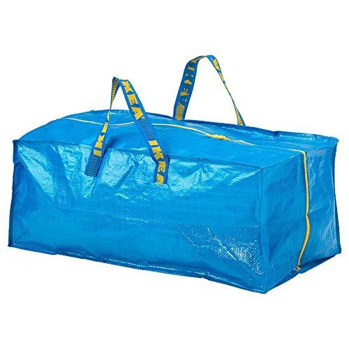 Ikea FRAKTA–Trunk for trolley, blue–76l